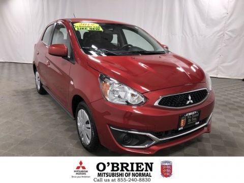Pre-Owned 2019 Mitsubishi Mirage ES FWD 4D Hatchback